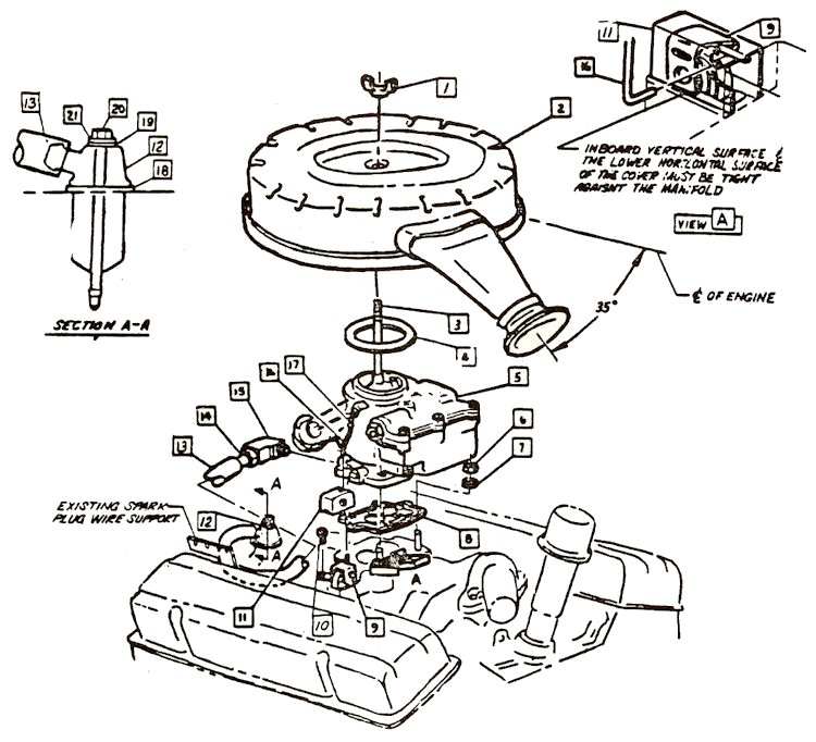 327 chevy engine identification