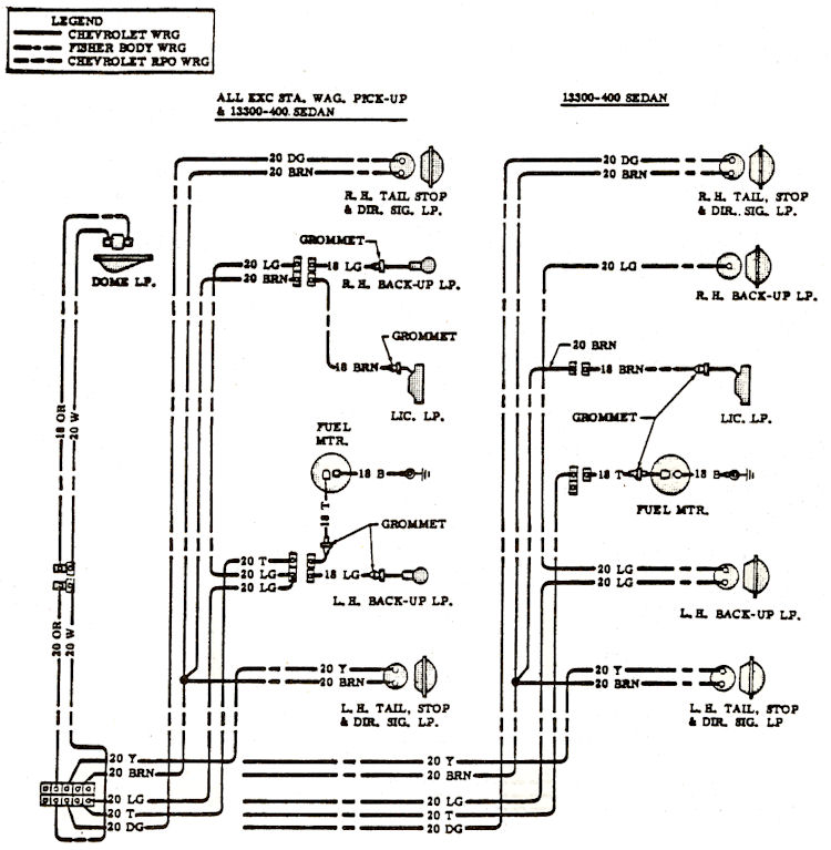wiring_d4 1970 chevrolet wiring diagram readingrat net 68 Chevelle Wiring at webbmarketing.co